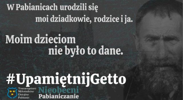 #UpamiętnijGetto